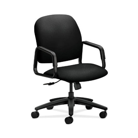 HON Solutions Seating High-Back Chair in Black ; UPC: 631530366887