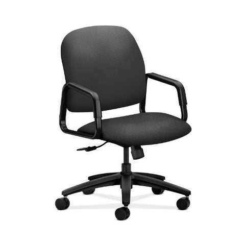 HON Solutions Seating High-Back Chair in Iron Ore ; UPC: 631530066350