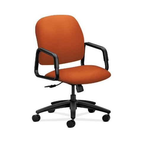 HON Solutions Seating High-Back Chair in Tangerine ; UPC: 035349170831
