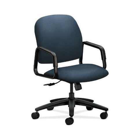 HON Solutions Seating High-Back Chair in Cerulean ; UPC: 641128256476