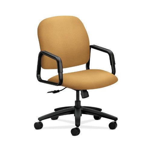 HON Solutions Seating High-Back Chair in Mustard ; UPC: 035349681863