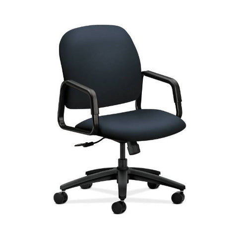 HON Solutions Seating High-Back Chair in Navy ; UPC: 645162635754