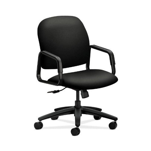HON Solutions Seating High-Back Chair in Black ; UPC: 020459176804