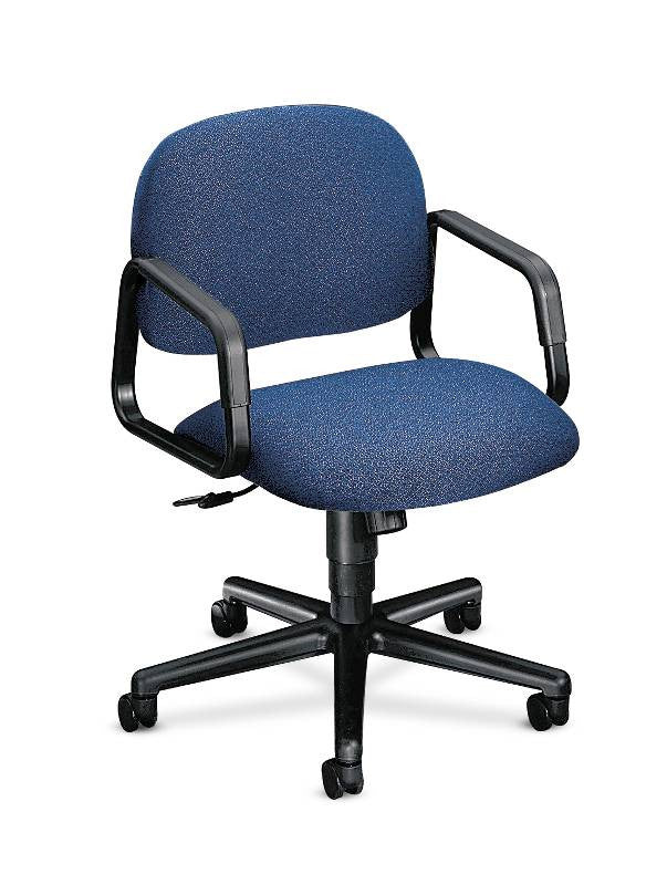 HON Solutions Seating Mid-Back Chair HON4002AB90T, Blue (UPC:745123343053)