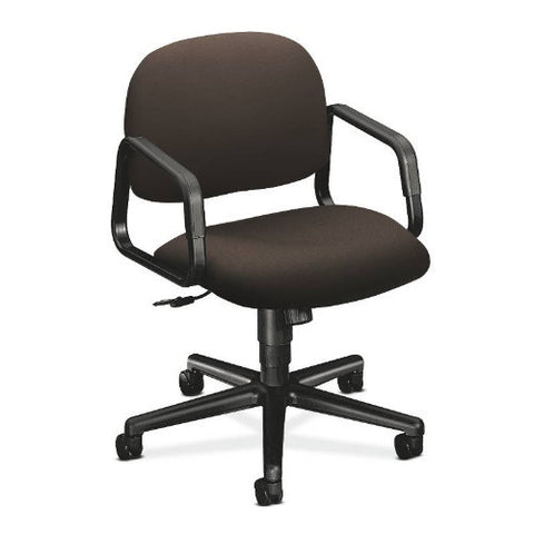HON Solutions Seating Mid-Back Chair in Espresso ; UPC: 020459242318
