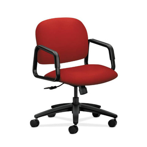 HON Solutions Seating Mid-Back Chair in Tomato ; UPC: 888852873733
