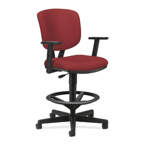 HON Volt Task Stool in Crimson ; UPC: 0