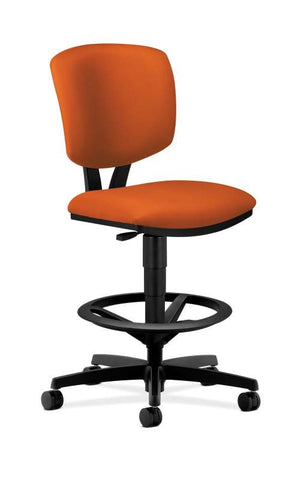 HON Volt Task Stool HON5725HCU46T, Orange (UPC:881728119492)