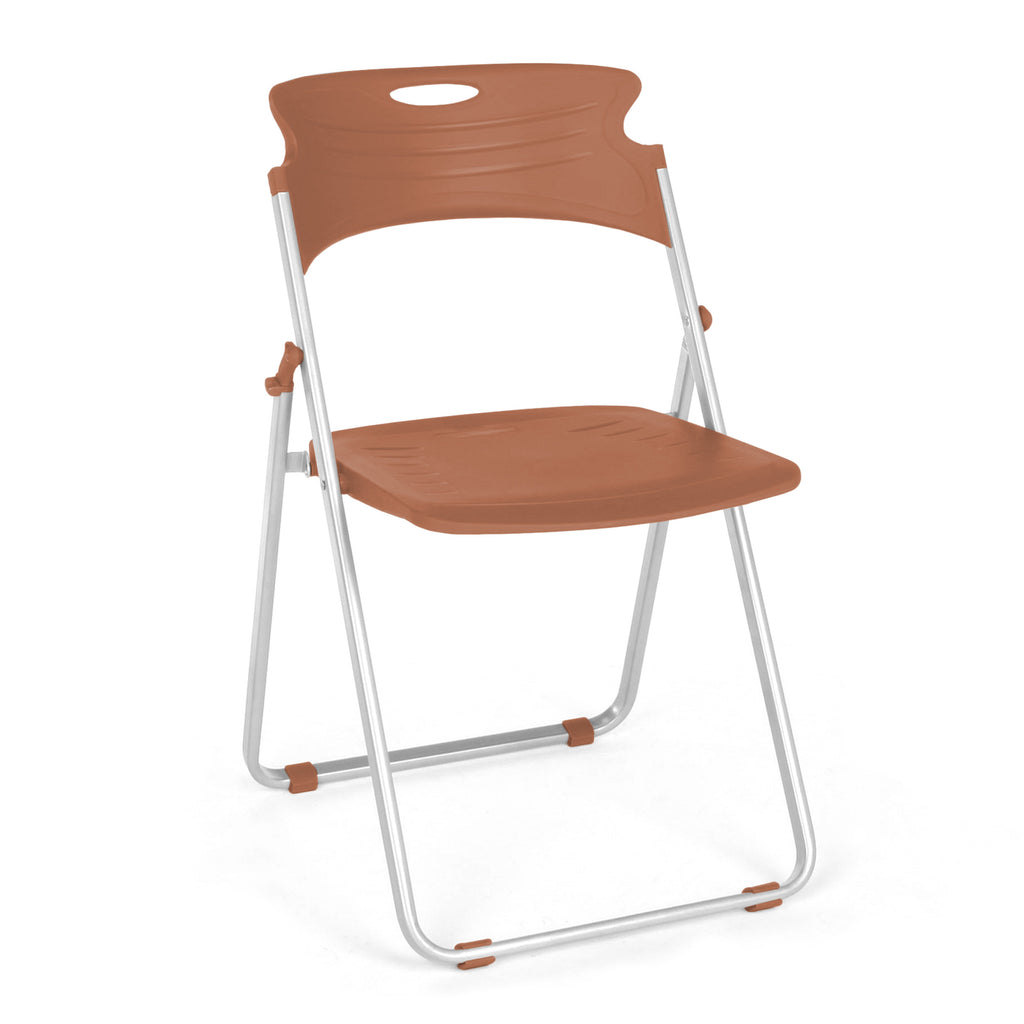 OFM 303-P22 Flexure Folding Chair (Pack of 4) ; UPC: 811588013579 ; Image 1