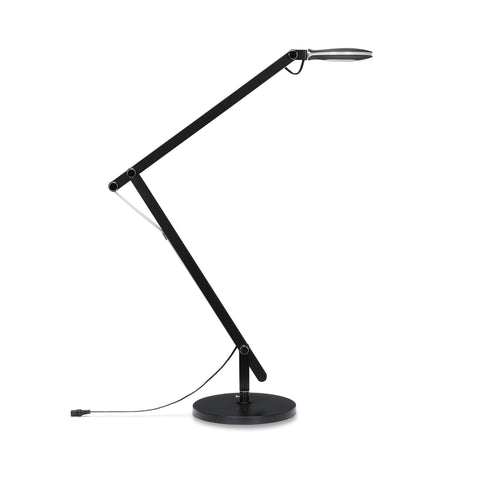 OFM 4020-BLK LED Desk Lamp with 3-in-1 Desk, Clamp and Wall Mount, Black ; UPC: 192767000802 ; Image 4