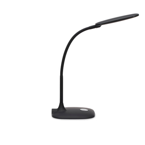 OFM ESS-9003--8PK-BLK Essentials LED Desk Lamp with Touch Control, Black (Pack of 8) ; UPC: 192767000581 ; Image 4
