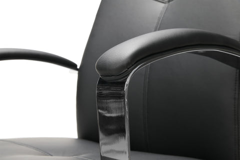 Essentials by OFM E1003 Executive Conference Chair, Black ; UPC: 845123030820 ; Image 10