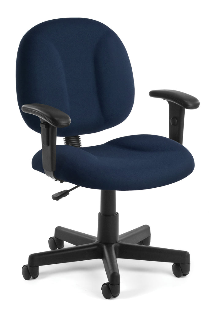 OFM 105-AA-804 Comfort Series Superchair with Arms ; UPC: 845123010952 ; Image 1