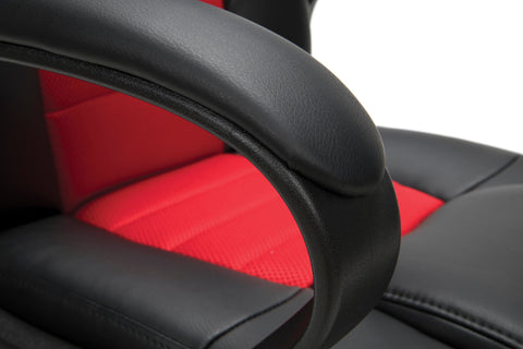 Essentials by OFM ESS-3083 Racing Style Gaming Chair, Red ; UPC: 845123092910 ; Image 10