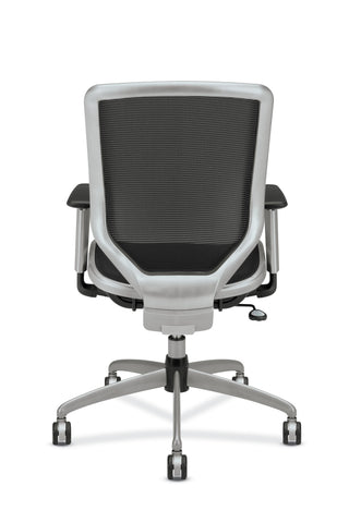 HON Boda Task Chair - Mesh Computer Chair for Office Desk (HMH02) ; UPC: 020459464772 ; Image 3