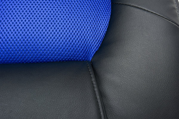 Buy Ofm Essentials Racing Style Leather Gaming Chair In