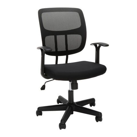 OFM Essentials Series Mesh Office Chair, in Black (ESS-3003) ; UPC: 192767000260 ; Image 1