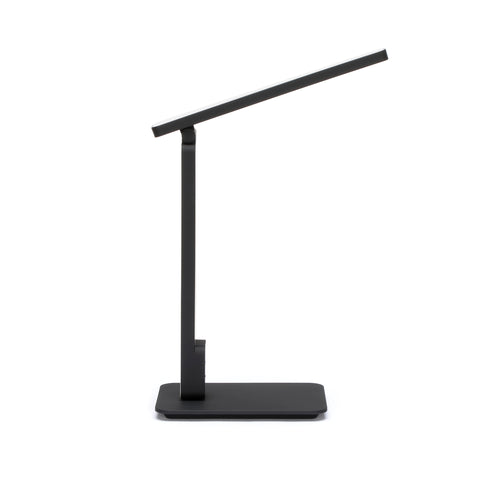 OFM 4025-10PK-BLK Industrial LED Desk Lamp with Touch Activated Switch and USB Charging Port, Black (Pack of 10) ; UPC: 192767001212 ; Image 4