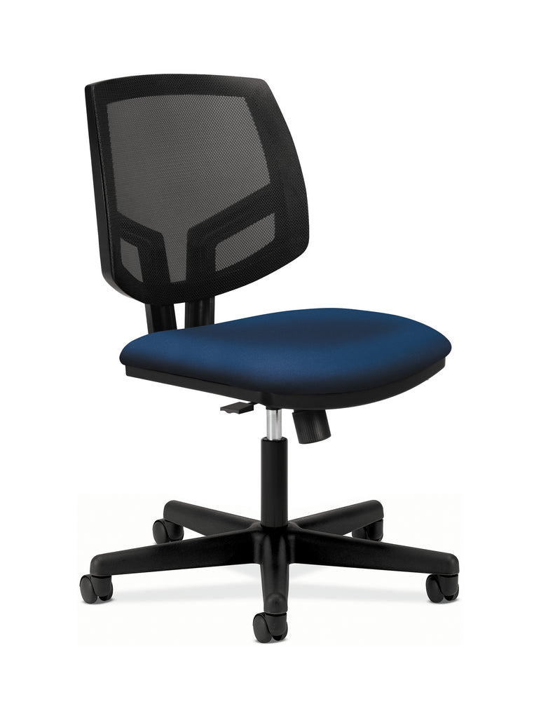 HON Volt Mesh Back Task Chair, in Navy (H5713) ; UPC: 881728407773 ; Image 1