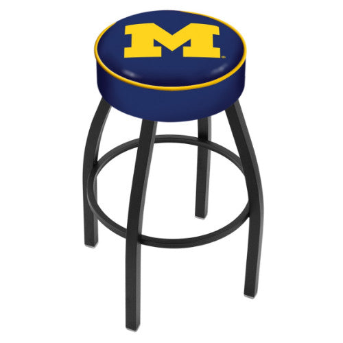 "25"" Michigan Cushion Seat Swivel Bar Stool by Holland Bar Stool Company ; UPC: 071235091460"
