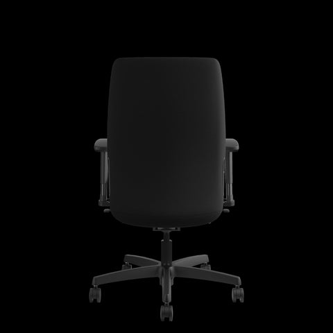 HON Endorse Mid-Back Task Chair with Lumbar Support, in Black (HLWU) ; UPC: 888531769357 ; Image 3