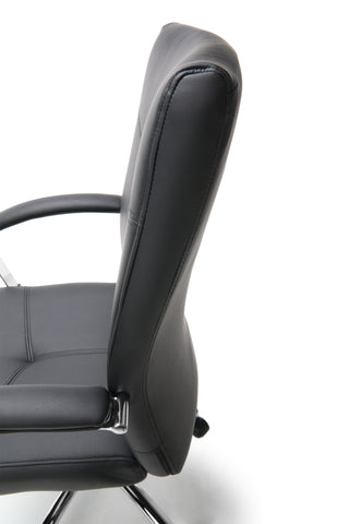Essentials by OFM E1003 Executive Conference Chair, Black ; UPC: 845123030820 ; Image 7