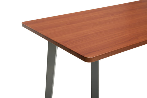 "OFM Core Collection 55"" Computer Desk, in Cherry (1055-SLV-CHY) ; UPC: 192767000888 ; Image 9"