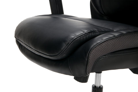 Essentials by OFM ESS-6032 High Back Executive Chair, Black ; UPC: 845123095331 ; Image 7