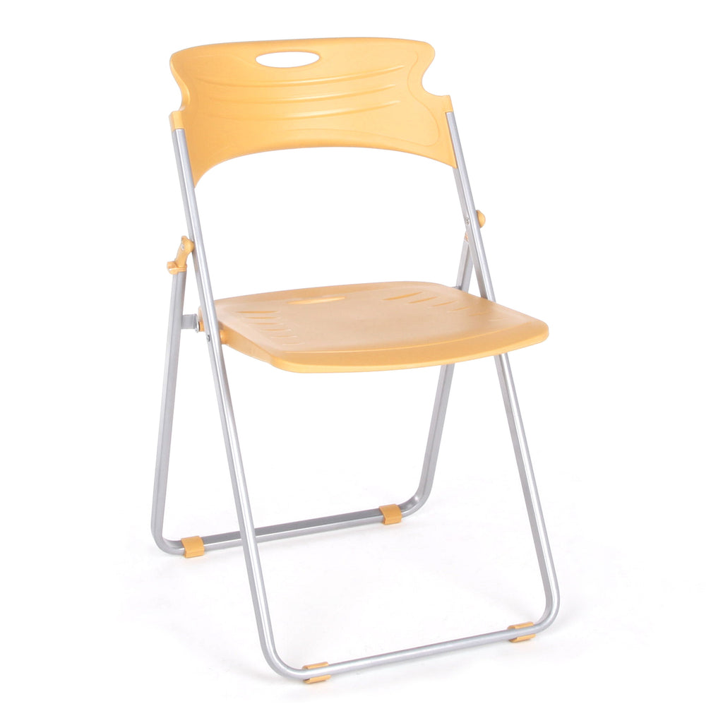 OFM 303-P28 Flexure Folding Chair (Pack of 4) ; UPC: 811588013586 ; Image 1