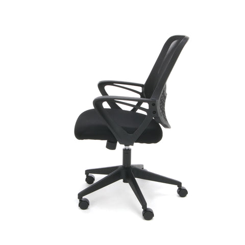 Essentials by OFM ESS-100 Mesh Back Task Chair, Black ; UPC: 845123080078 ; Image 5