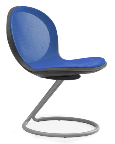 OFM Core Collection Model N201 - NET Series Circular Base Chair in Marine ; UPC: 845123027349 ; Image 1