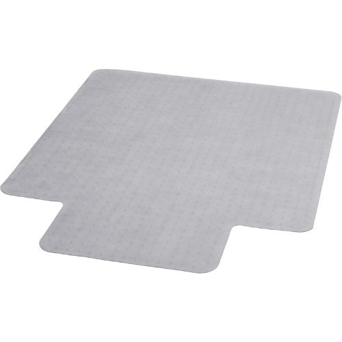 Flash Furniture 36'' x 48'' Carpet Chair Mat with Lip MATCM11113FDGG ; Image 1 ; UPC 847254010900