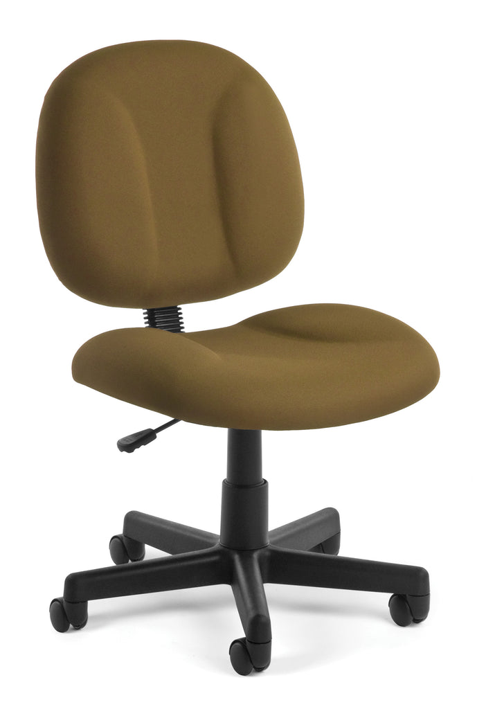 "OFM 105-806""Superchair Task Chair with Taupe Fabric ; UPC: 811588012497 ; Image 1"