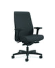 HON Endorse Mid-Back Task Chair with Lumbar Support, in Black (HLWU)
