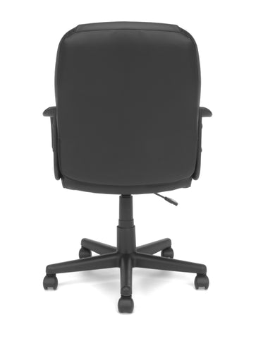 OFM Essentials Collection Executive Office Chair, in Black (E1007) ; UPC: 845123032411 ; Image 5