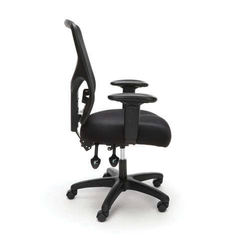 OFM Essentials Series Ergonomic Mesh Office Chair, in Black (ESS-3051) ; UPC: 192767000277 ; Image 4