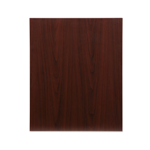 "OFM Fulcrum Series 24"" End Leg Panel Insert for Desk Closure, Two Pack, Mahogany (CL-SP24D-MHG) ; UPC: 845123097809 ; Image 2"