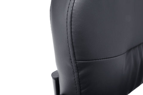 Essentials by OFM ESS-9010 Bonded Leather Executive Side Chair, Black ; UPC: 845123089408 ; Image 7