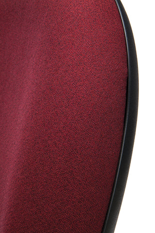 OFM 24 Hour Big and Tall Ergonomic Task Chair - Computer Desk Swivel Chair with Arms, Burgundy (247) ; UPC: 811588010288 ; Image 6