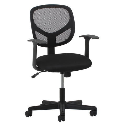 OFM Essentials Collection Mesh Back Office Chair, in Black (ESS-3001) ; UPC: 089191013372 ; Image 1