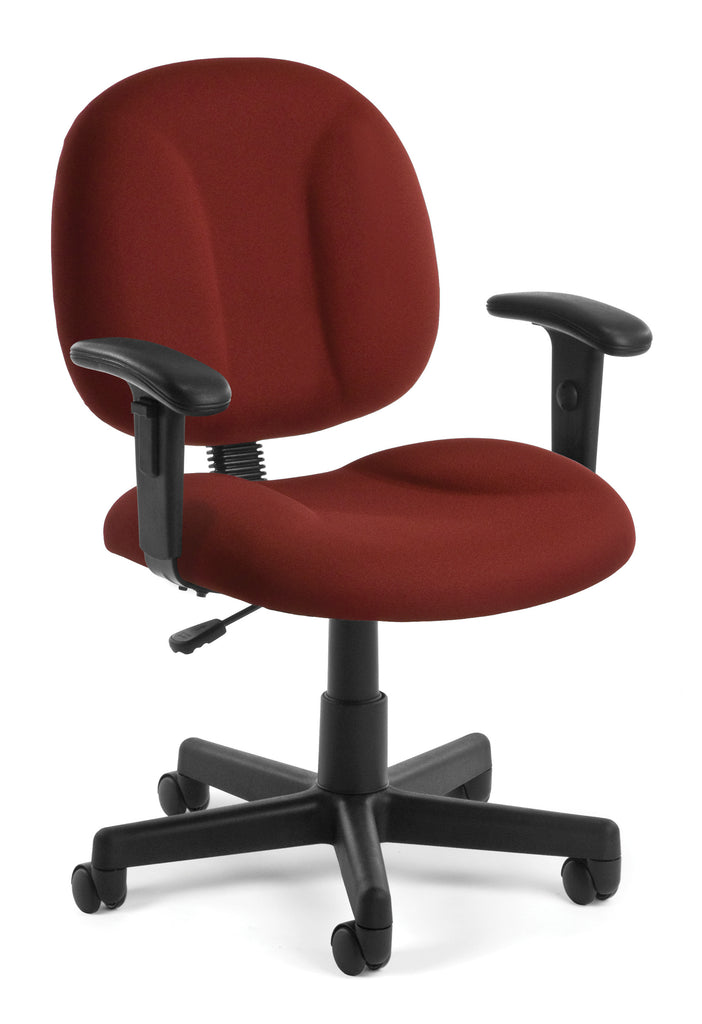 OFM 105-AA-803 Comfort Series Super chair with Arms ; UPC: 845123010945 ; Image 1