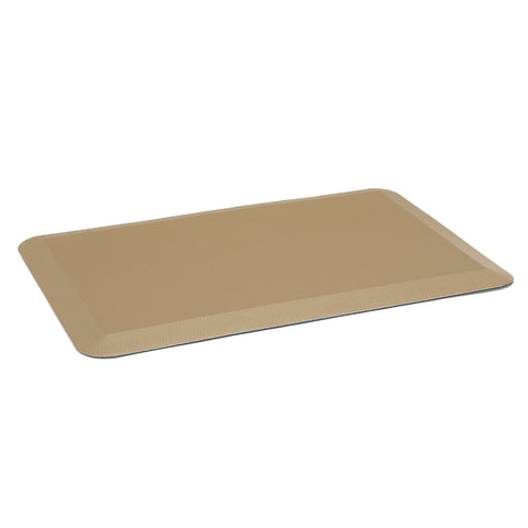 "Essentials by OFM ESS-8810 20"" x 30"" Anti-Fatigue Comfort Mat, Tan ; UPC: 845123095188 ; Image 1"