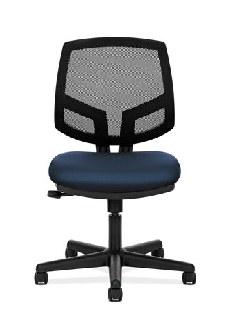 HON Volt Mesh Back Task Chair, in Navy (H5713) ; UPC: 881728407773 ; Image 2