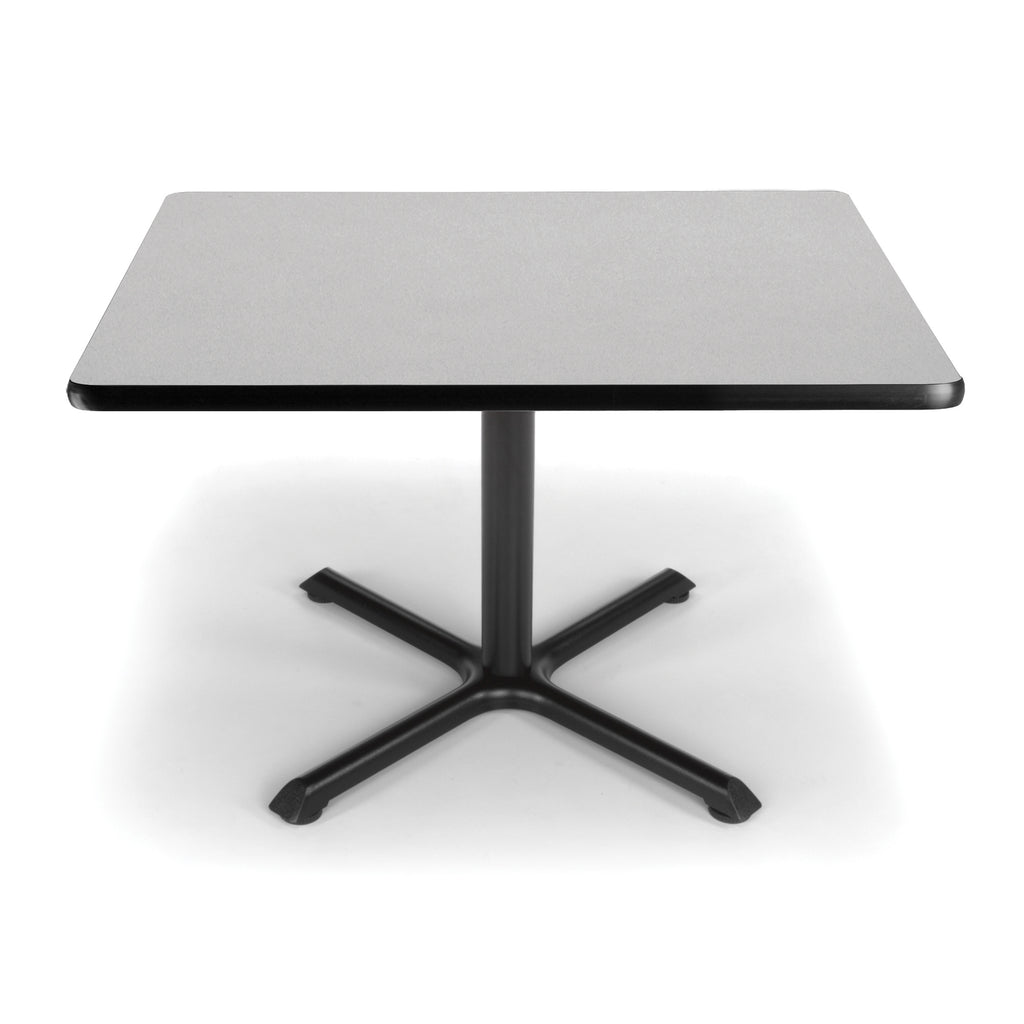 "OFM XT36SQ-GRYNB Square Multi-Purpose Table, 36"", Gray Nebula ; UPC: 845123031995 ; Image 1"