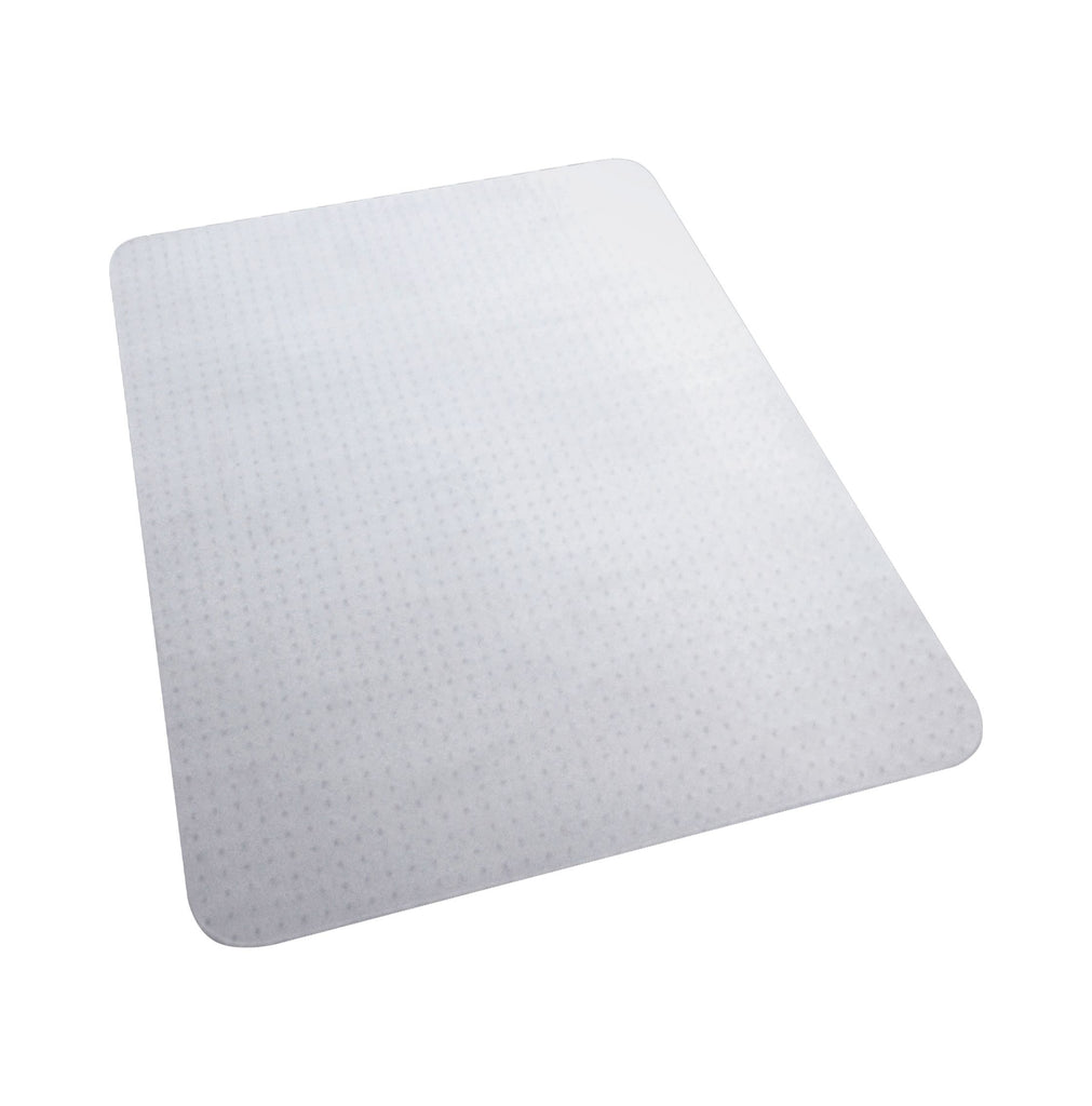 "HON 36"" W Studded Chair Mat, Office Chair Mat for Carpet, Clear (HONCM3648RS) ; UPC: 191734981656 ; Image 1"