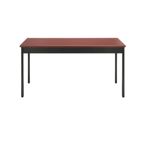 "OFM Core Collection 24"" x 60"" Multi-Purpose Utility Table, in Cherry (UT2460-CHY) ; UPC: 811588013128 ; Image 2"