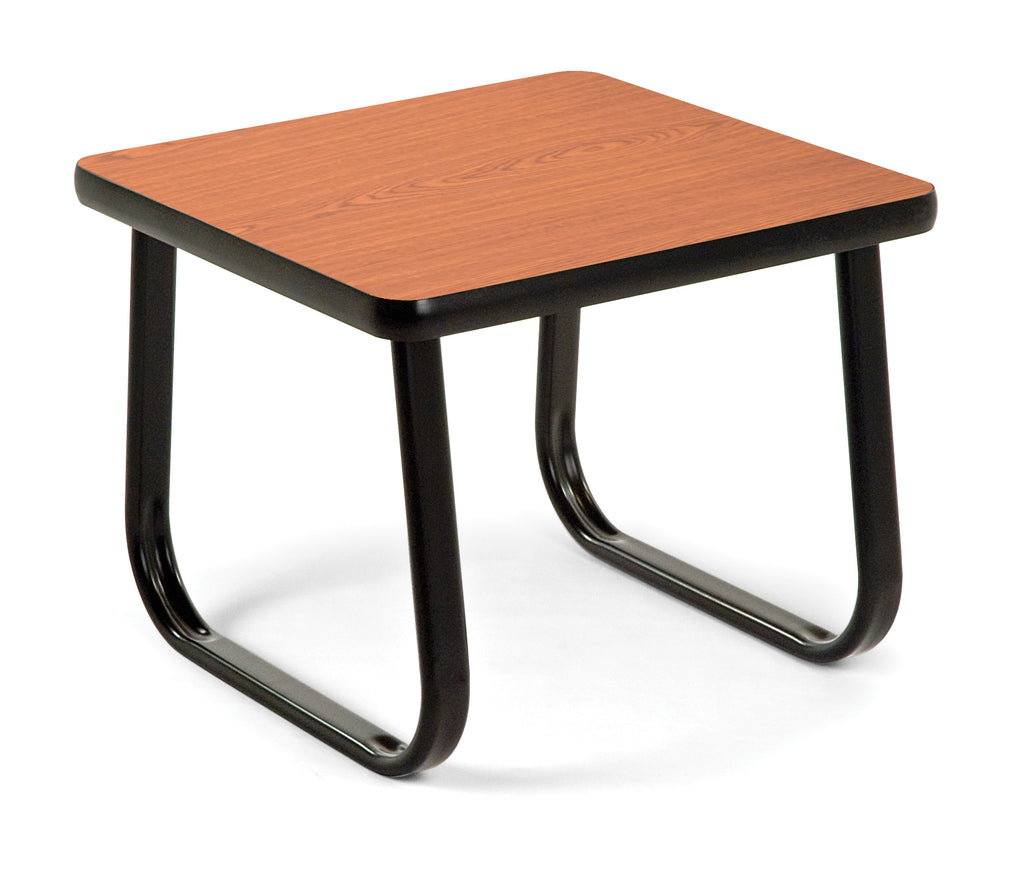 OFM TABLE2020-CHY End Table, 20 by 20-Inch, Cherry ; UPC: 811588012367 ; Image 1