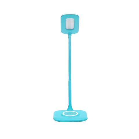 OFM ESS-9004-TEL Essentials LED Desk Lamp with Integrated Wireless Charging Station, Teal ; UPC: 192767000642 ; Image 2