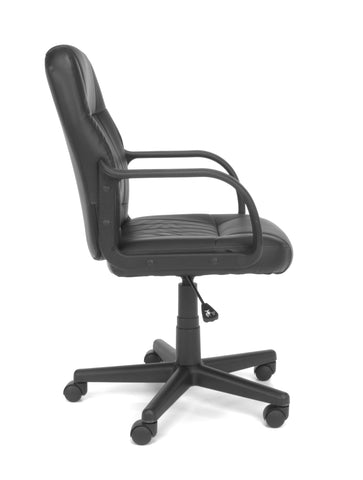 OFM Essentials Collection Executive Office Chair, in Black (E1007) ; UPC: 845123032411 ; Image 4