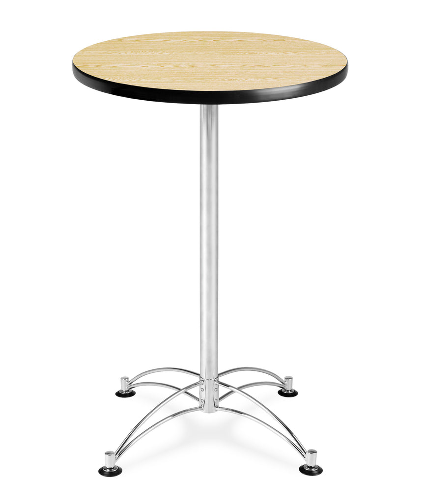 "OFM Core Collection Model CCLT24RD Round Cafe Height Table, 24"" ; UPC: 845123006276 ; Image 1"